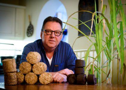 Gras als nieuw schoner stookmiddel moet de wereld redden